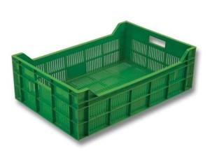 Пластмассовый ящик можно использовать в качестве гнезда