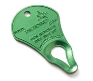 Tick Key - клещедёр